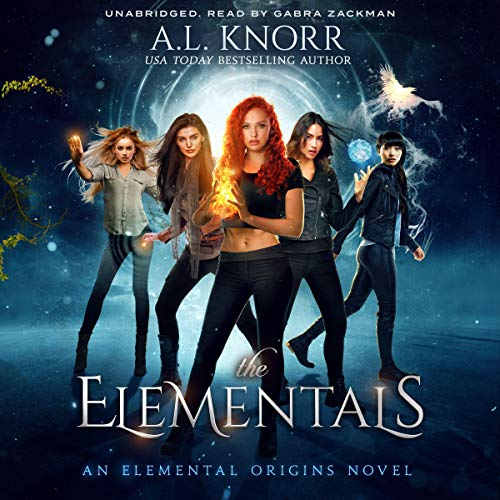 The Elementals cover art