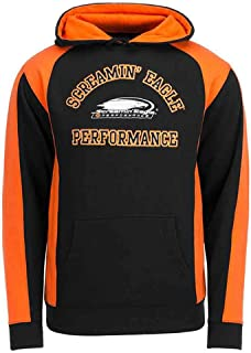 Harley-Davidson Men's Screamin' Eagle Competitor Pullover Hoodie HARLMS0079