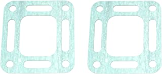 JSP Manufacturing 2-Pack MERCRUISER Exhaust Elbow Gasket Aftermarket (Open) | GLM Part Number: 32080; Sierra Part Number: 18-2849; Mercury Part Number: 27-863726