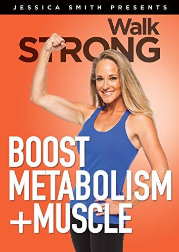Jessica Smith: stimuler le métabolisme et musculaire. la musculation pour femme, faible Impact, haute des Résultats d'exercice Home vidéo