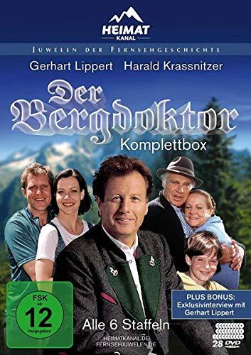 Der Bergdoktor - Komplettbox (28 Discs)