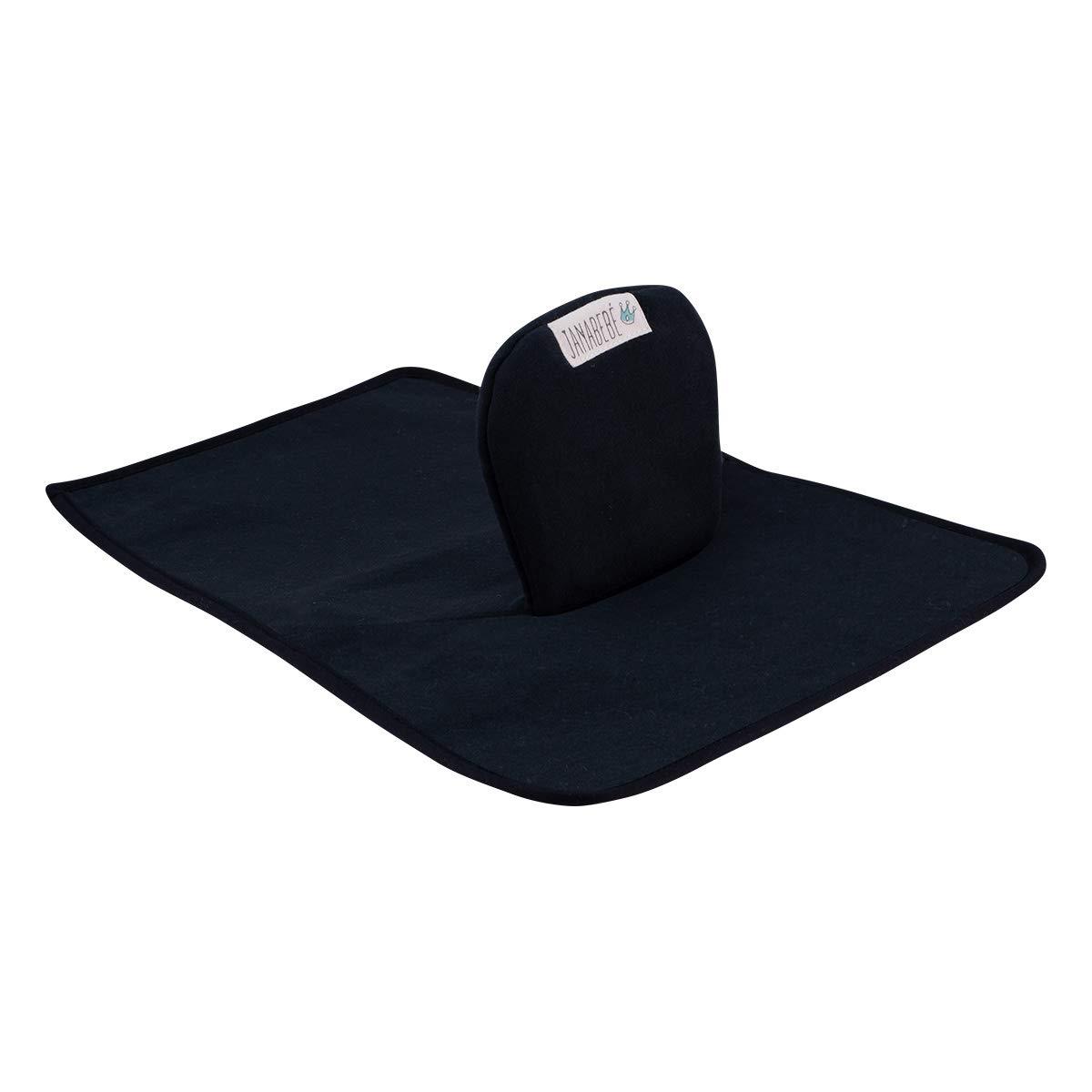 JANABEBE Trainer Cushion Super Absorbent Reusable (Black Series)
