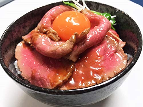 【ながお食研】熟練食品サンプル職人が作った ローストビーフ丼