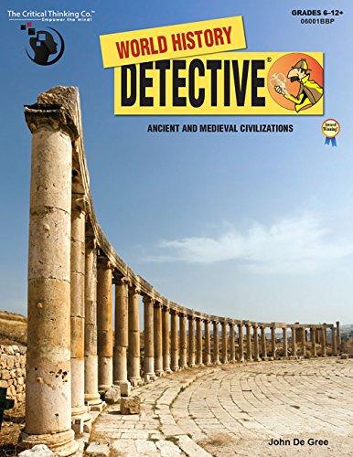 World History Detective® Book 1