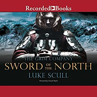 Sword of the North audiobook cover art