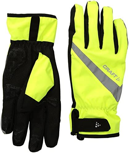 Craft Unisex Rain 2 0 Bike and Cycling Training Gloves with Gel Inserts Flumino Black X Small product image