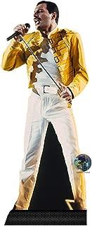 Freddie Mercury (Yellow Jacket) Life Size Cutout