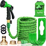 Best Expandable Hoses - Suplong Expandable Garden Water Hose Pipe - 100FT Review