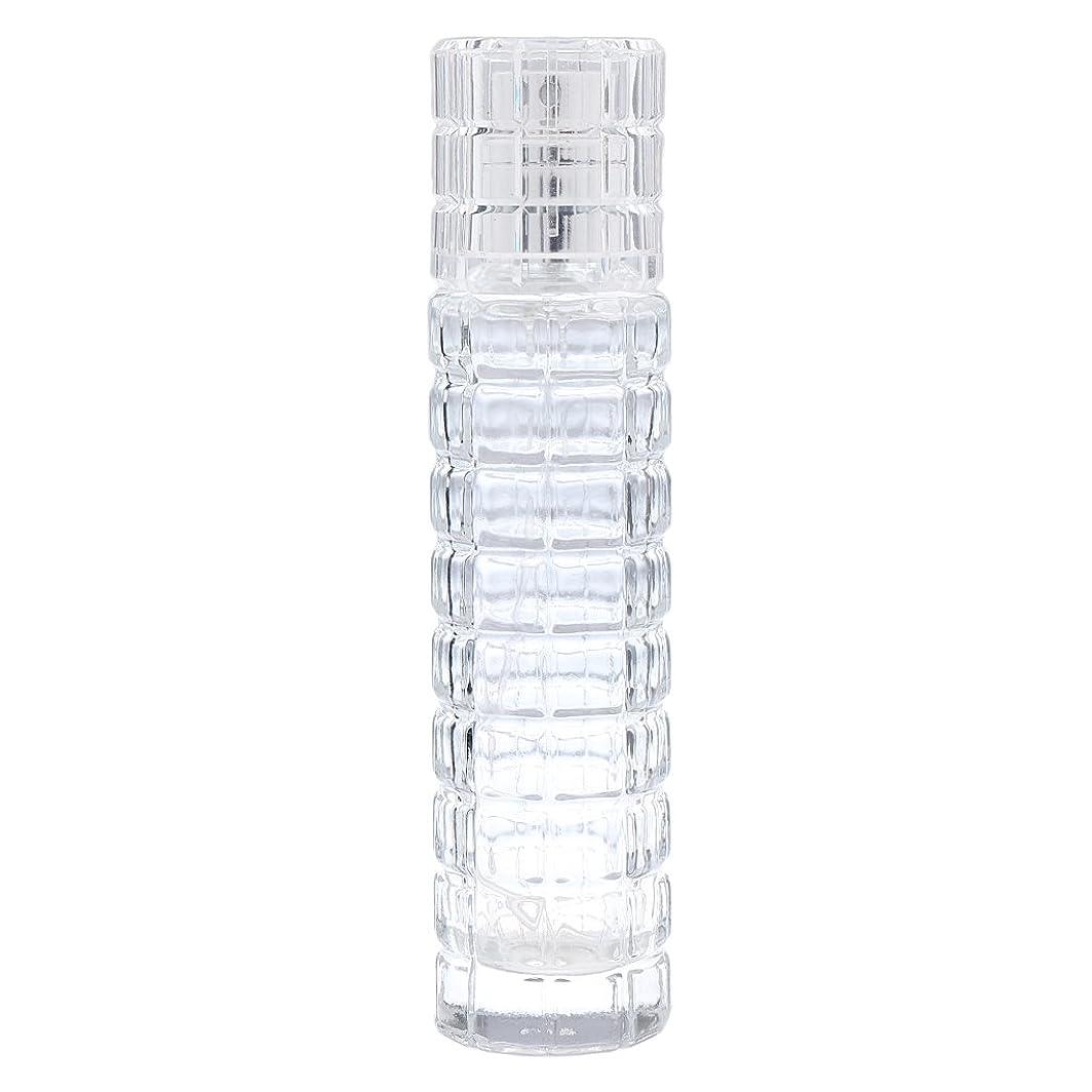 溶接予感条件付きsharprepublic 香水瓶 ポンプ式 香水ボトル スプレー スプレーボトル アフターシェーブ エッセンシャルオイル クリア