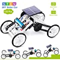 Selieve Stem Toys for 8-10 Year Old Boys, DIY 4WD Car Climbing Vehicle Motor Car Educational Solar Powered Science Building Toys, Gifts for 6-12 Year Old Boys or Girls