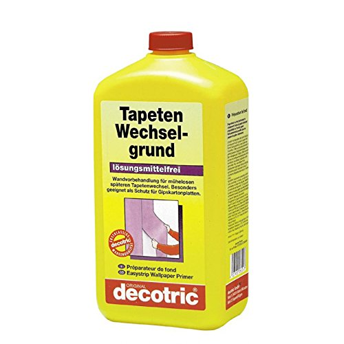 Decotric Tapetenwechselgrund 1l
