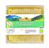 ImkerPur BIO-Honigwabe in der lebensmittelechten Frischebox (Akazie / Weiße Robinie)
