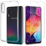 EasyAcc Custodia per Samsung Galaxy A50/A30s Cover + Pellicola in...