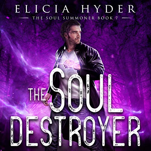The Soul Destroyer audiobook cover art