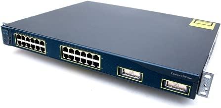 WS-C3550-24-EMI - CISCO WS-C3550-24-EMI Cisco Cat 3550 24 x10/100, 2 GBIC:Enh Multilayer SW Image