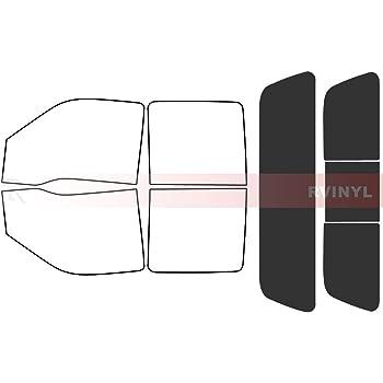 Rtint Window Tint Kit for 20/% 4 Door Super Crew 4 Door Super Crew Ford F-250 2017-2020 Back Kit- Ford F-250 2017-2020