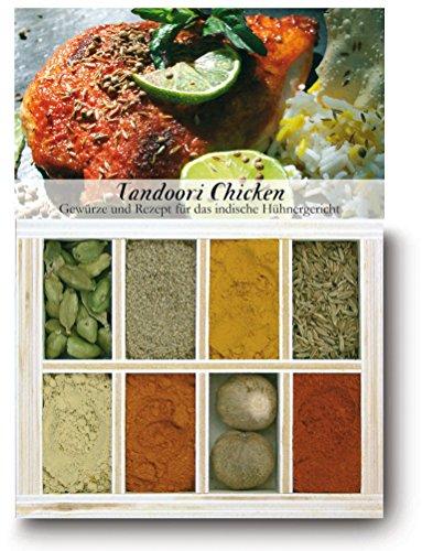 Feuer & Glas - 8 spezie per Tandoori Chicken (40g)