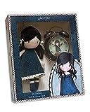 C Y P- Gorjuss CK-01A-G Geschenkset Puppe und Wecker You Brought Me Love (CYP