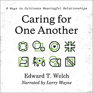Caring for One Another audiobook cover art