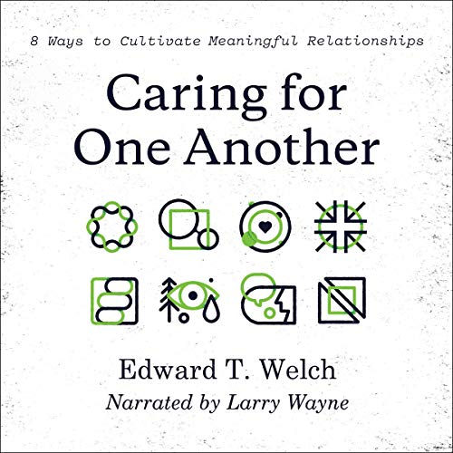 Caring for One Another  By  cover art