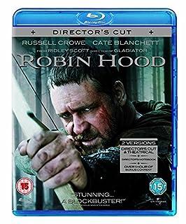 Robin Hood - Extended Director's Cut [Blu-ray] [Region Free] (B003DZ1328) | Amazon price tracker / tracking, Amazon price history charts, Amazon price watches, Amazon price drop alerts