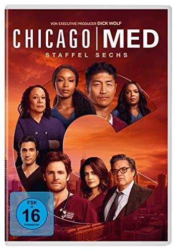 Produktbild von Chicago Med - Staffel 6 [4 DVDs]