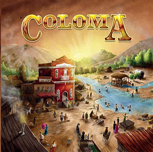 TL Coloma (dt. Ausgabe)