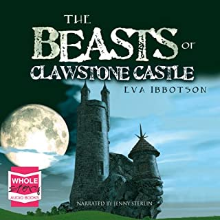 The Beasts of Clawstone Castle audiobook cover art
