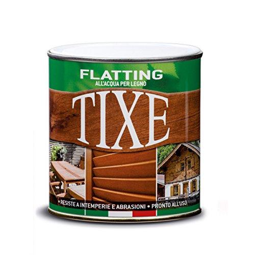 TIXE 632.301 Flatting per Legno all'Acqua, Vernice, Lucido, 250 ml