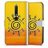 DeinDesign Étui Compatible avec Nokia 6.1 Étui Folio Étui magnétique Naruto Shippuden Produit...