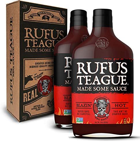 Rufus Teague: BBQ Sauce