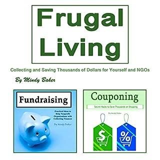 Frugal Living audiobook cover art