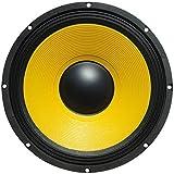 WEB W-128 altoparlante diffusore medio basso woofer 30,00 cm 300 mm 12' 125 watt rms 250 watt max impedenza 8 ohm casa sensibilita' 94 db, 1 pezzo