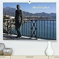 Andalusien (Premium, hochwertiger DIN A2 Wandkalender 2022, Kunstdruck in Hochglanz): Andalusien ... mehr als nur Paella (Monatskalender, 14 Seiten )