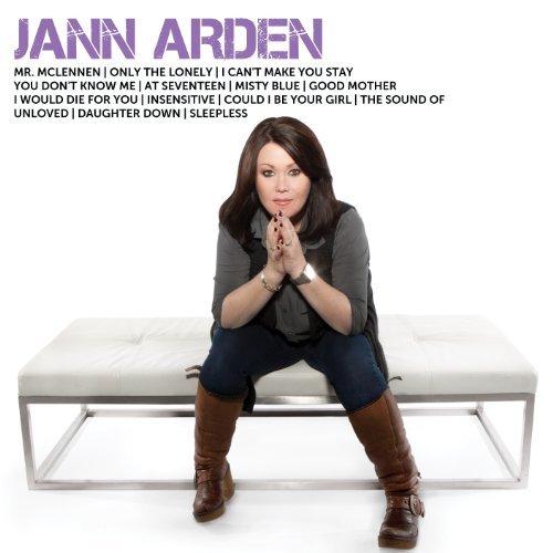 Icon by Jann Arden (2013-10-29)