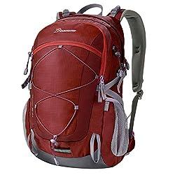 Mountaintop Unisex Rucksack 40L, 55 x 35 x 25 cm von Amazon