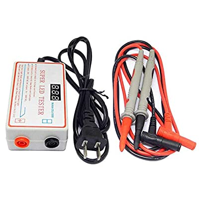 LED Tester, Multipurpose Tester for LED Lamp TV Backlight and Constant Current Driver Board used in All LED Lights Repair Output 0-330V