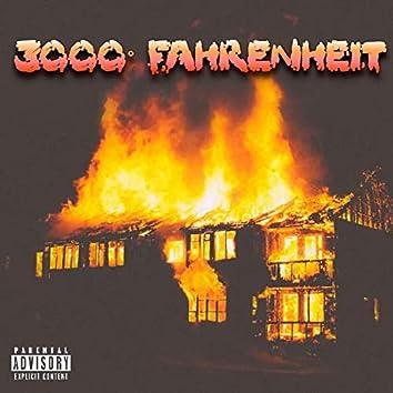 3000 Degrees Fahrenheit