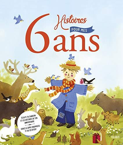 6 histoires pour mes 6 ans - NE