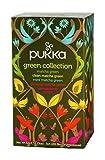 Pukka Tea - Pukka Tea - All Products for On-line Discounts - Pukka Tea - Green Collection Tea 20 Teabags - Default Title