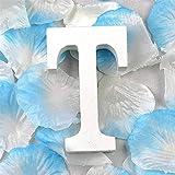 Autónomo Letras de Madera, 26 Grande Letras Alfabeto Colgante de Pared, Bricolaje Palabras Cartel para Fiesta Boda Hogar Tienda Decoración - Como en la Imagen Show, t