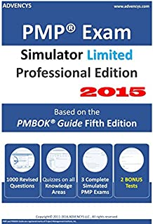 PMP Exam Simulator Limited Professional Edition 2015 [Download]