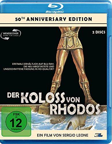 Der Koloss von Rhodos - 50th Anniversary Edition (+ DVD) [Blu-ray]