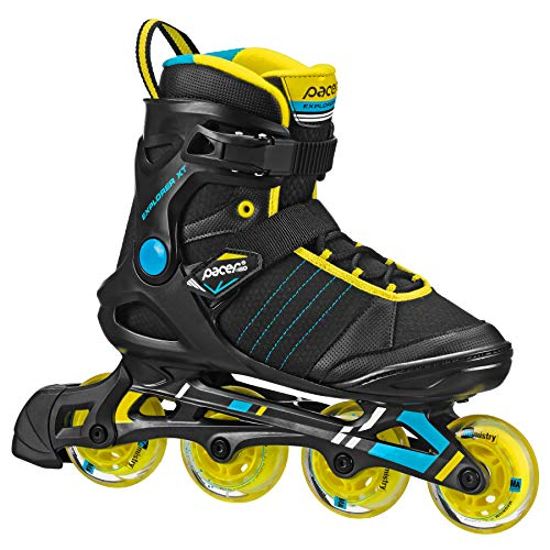 Pacer Explorer Inline Skates from Great for Indoor or Outdoor use. (Men's sz 9)