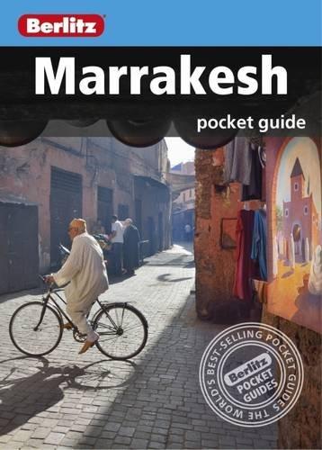 Price comparison product image Berlitz Pocket Guide Marrakech (Travel Guide) (Berlitz Pocket Guides)