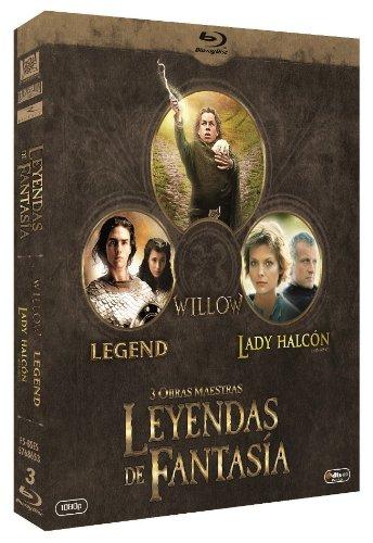 Col. Leyendas De Fantasia - Bd Tri [Blu-ray]