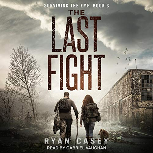 The Last Fight cover art