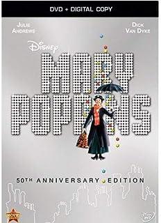 Mary Poppins: 50th Anniversary Edition (DVD + Digital Copy)