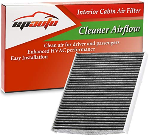 EPAuto CP183 (CF11183) Replacement for Dodge Durango/Jeep Grand Cherokee Cabin Air Filter includes Activated Carbon