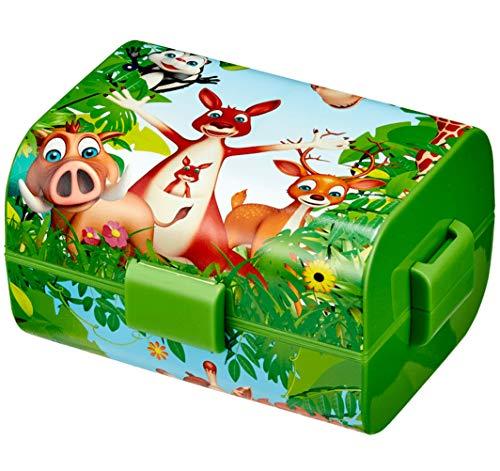 Home Creation Brotbox Lunchbox Vesperbox Frühstücksdose (Bambini)